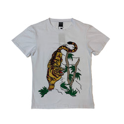 Just Man: Just Man T-Shirt (Tiger White)