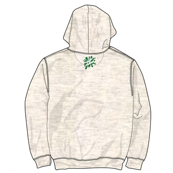 RUNTZ: PEACH CREAM SODA HOODIE (Cream)
