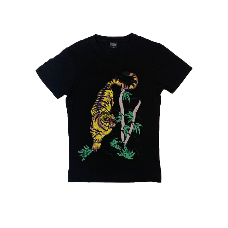 Just Man: Just Man T-Shirt (Tiger Black)