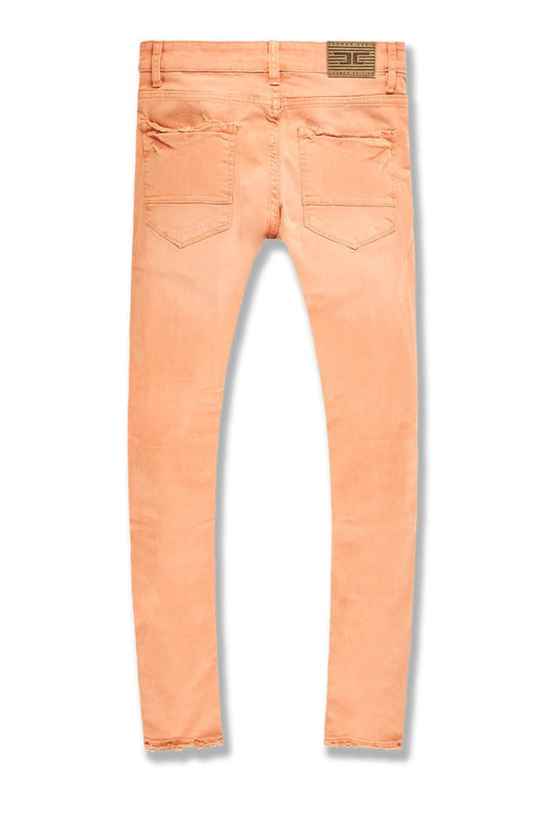 Jordan Craig: Ross Atlanta Denim (Pastel Orange)