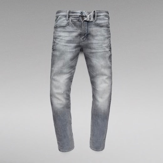 G-STAR RAW: D-STAQ 3D SLIM (Sun Faded Glacier Grey)