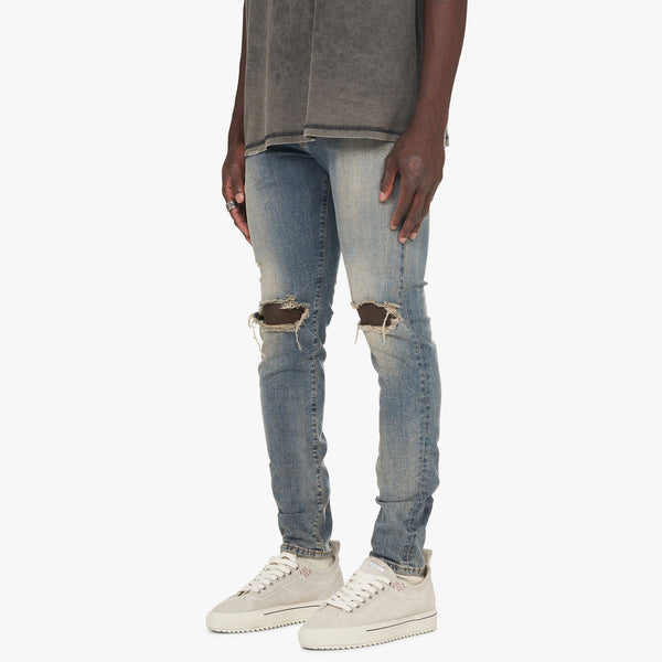 Represent: Destroyer Denim (Blue Cream)
