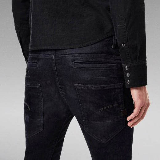 G-STAR RAW: D-STAQ 3D SLIM (Dark Aged)