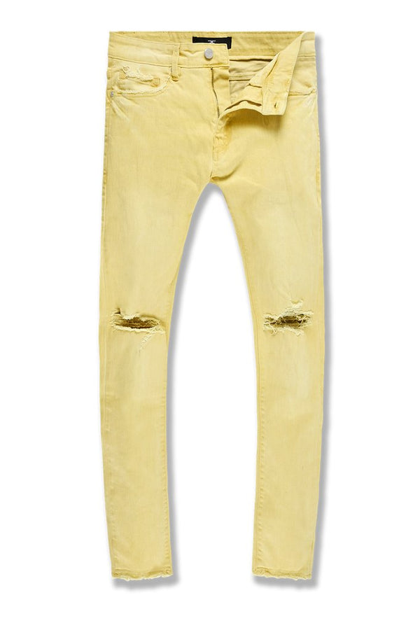 Jordan Craig: Ross Atlanta Denim (Pastel Yellow)