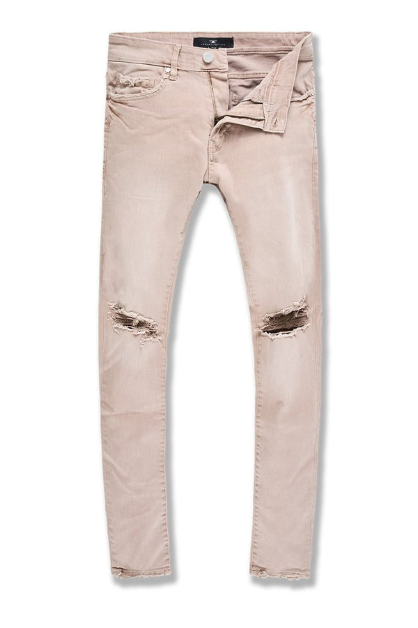 Jordan Craig: Ross Atlanta Denim (Dusty Rose)