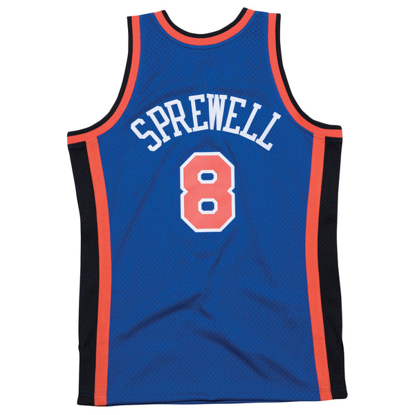 Mitchell & Ness NBA Swingman Collection Latrell Sprewell Jersey ('98-'99 Knicks - Road)