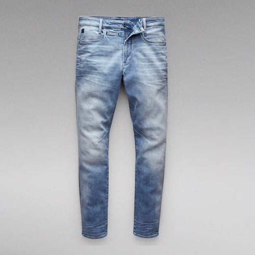 G-STAR RAW: D-STAQ 3D SLIM (Vintage Beryl Blue)