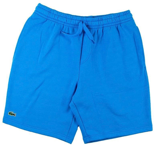 Lacoste: Men's Sport Tennis Fleece Shorts (Blue)