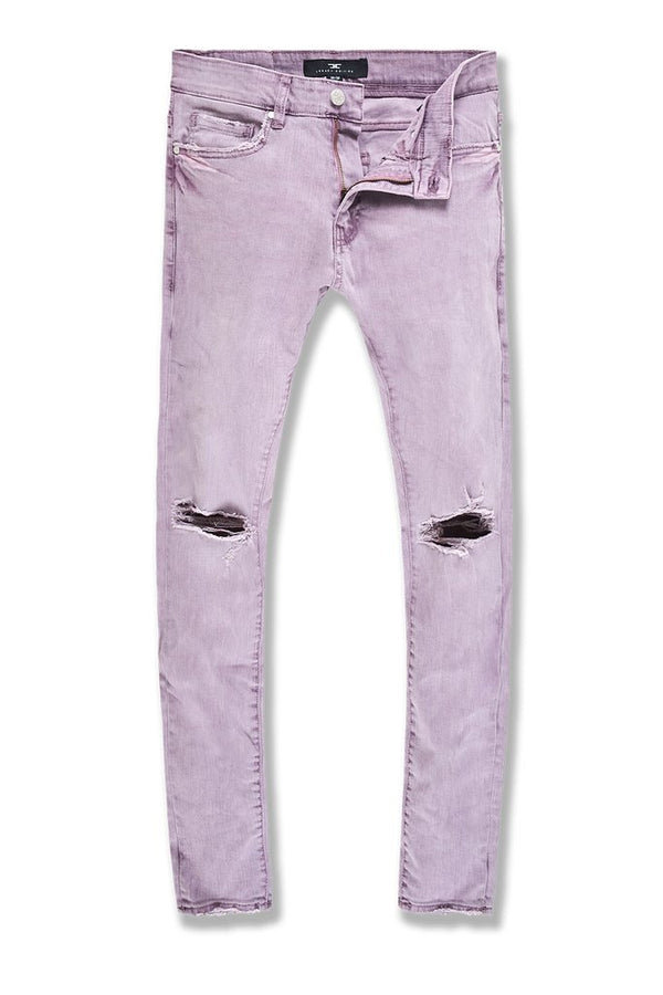 Jordan Craig: Ross Atlanta Denim (Pastel Purple)