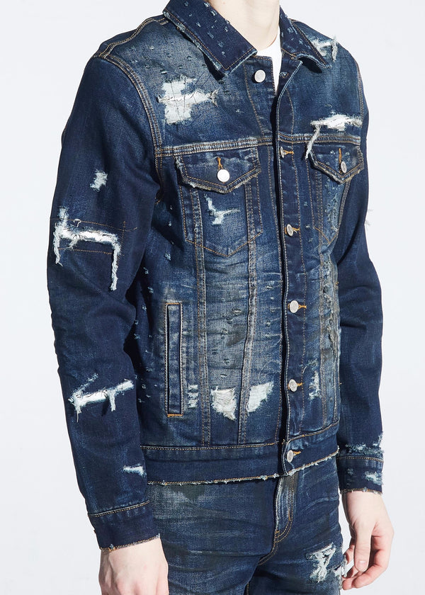 Embellish: AMBROSE DENIM JACKET