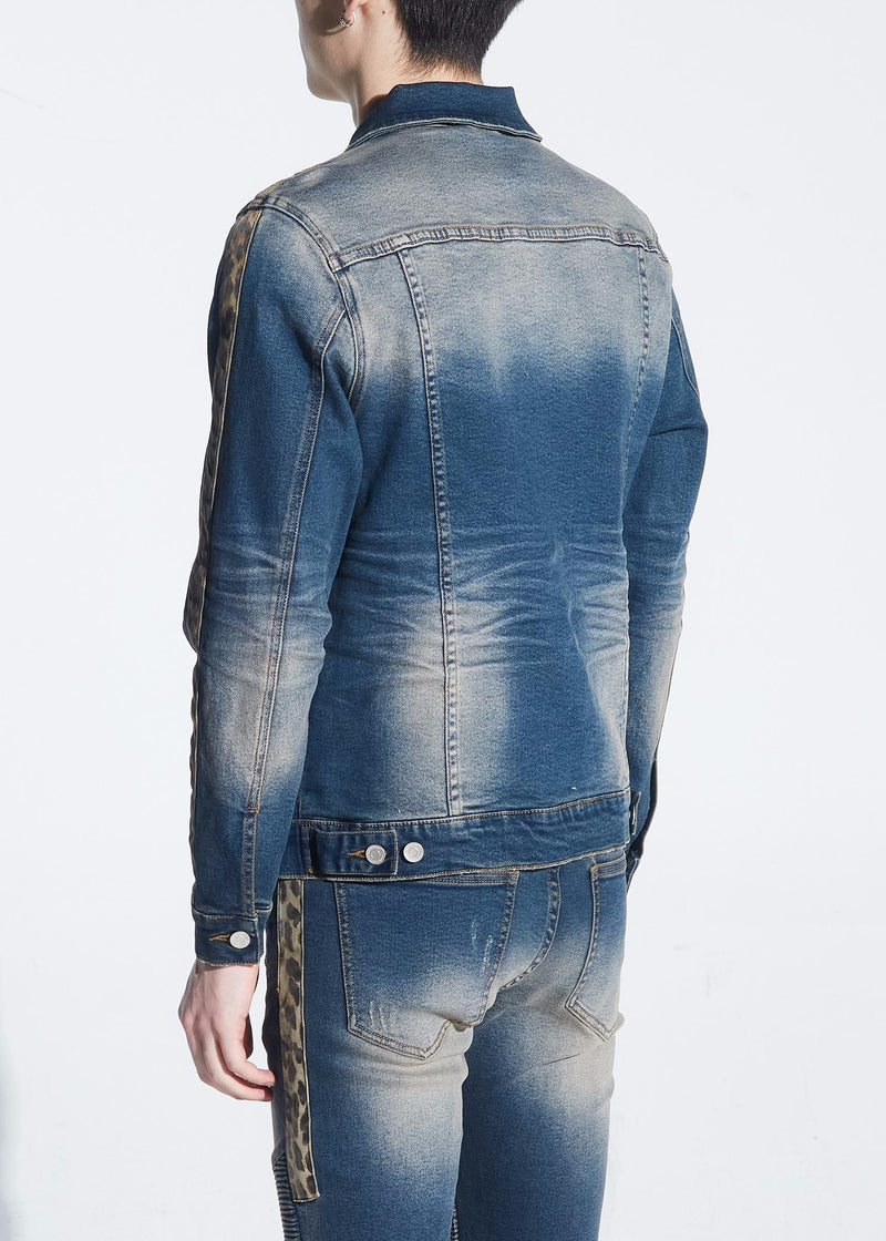 Embellish: BOWER DENIM JACKET