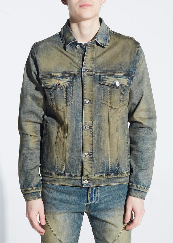 Embellish: MARCOS DENIM JACKET