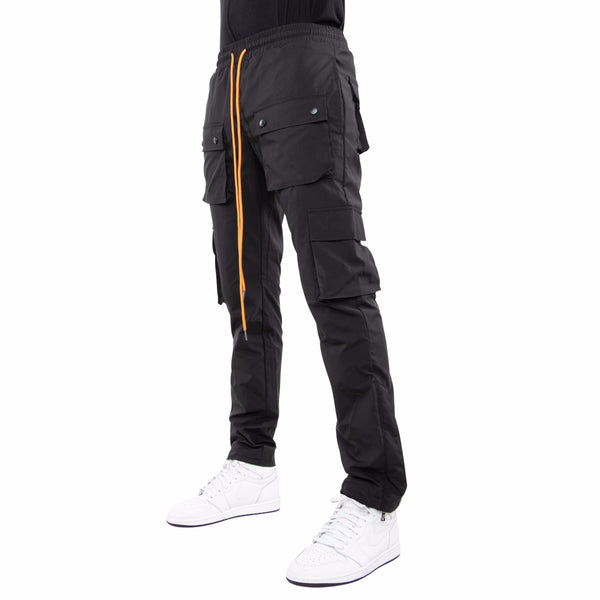 EPTM: EPTM Snap Cargo Pants (Black)