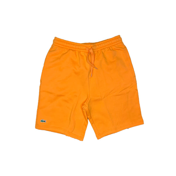 Lacoste: Men's Sport Tennis Fleece Shorts (Orange)