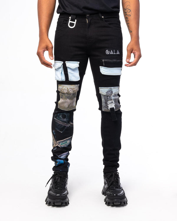 GALA RAID TACTICAL DENIM