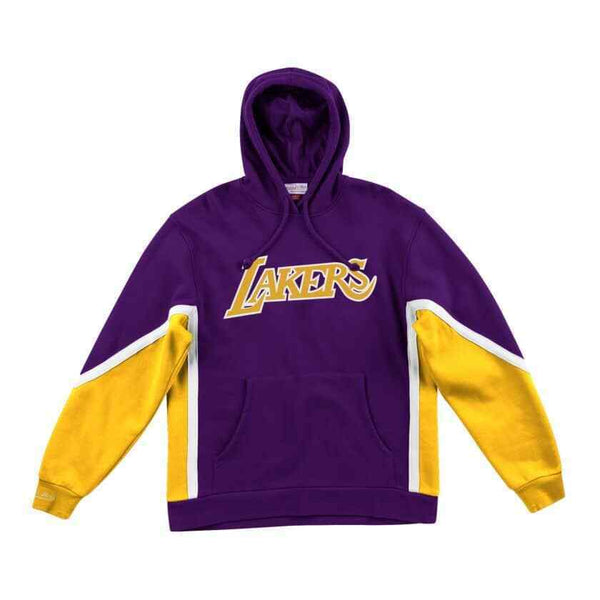 Mitchell & Ness: Los Angeles Lakers Hoodie