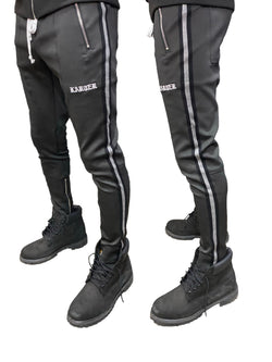 Karter Collection: Beasley Track Pants (Black)