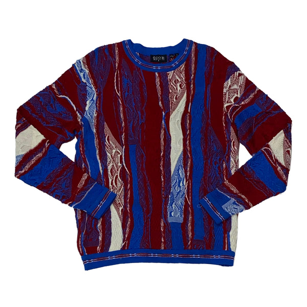 COOGI: Australia Sweater (Red/Blue/White)