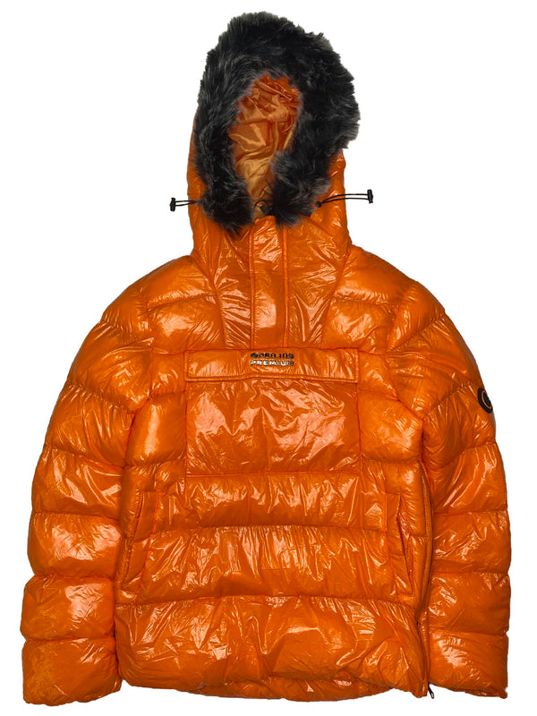 OPEN: Premium  Winter Coat (Orange)