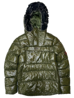 OPEN: Premium  Winter Coat (Forest Green)