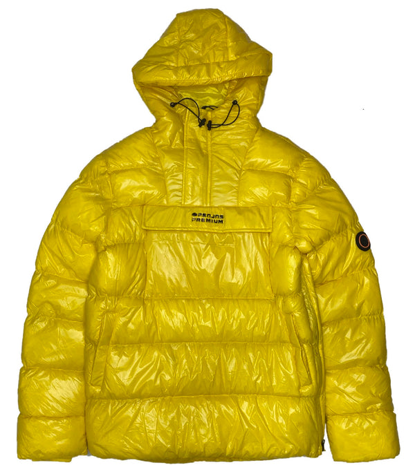 OPEN: Premium  Winter Coat (Yellow)