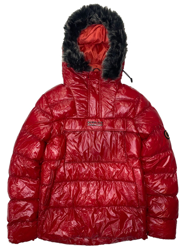 OPEN: Premium  Winter Coat (Red)