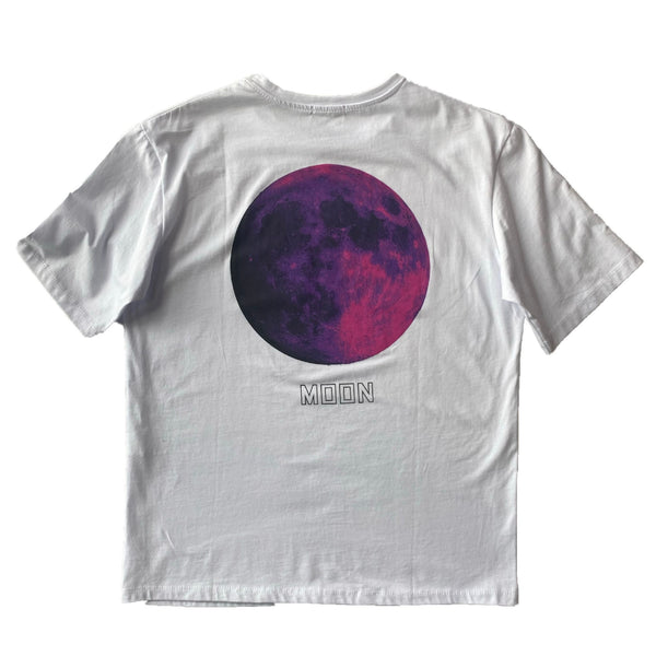 AARHON: MOON T-SHIRT