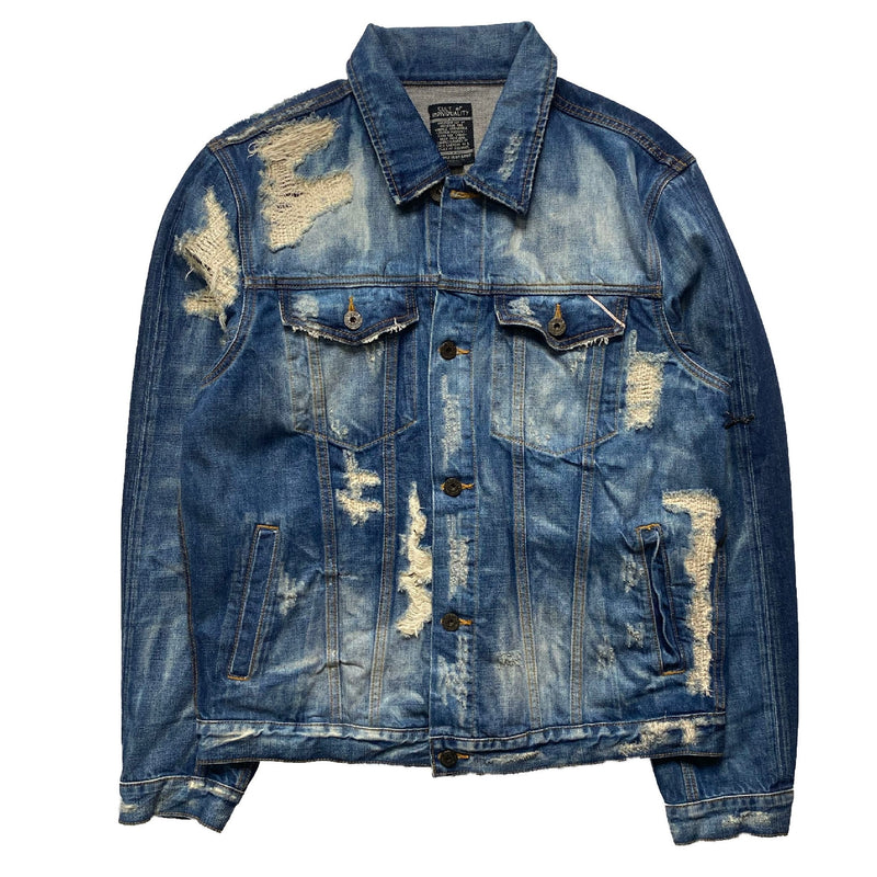 CULT: Heritage Denim Jacket