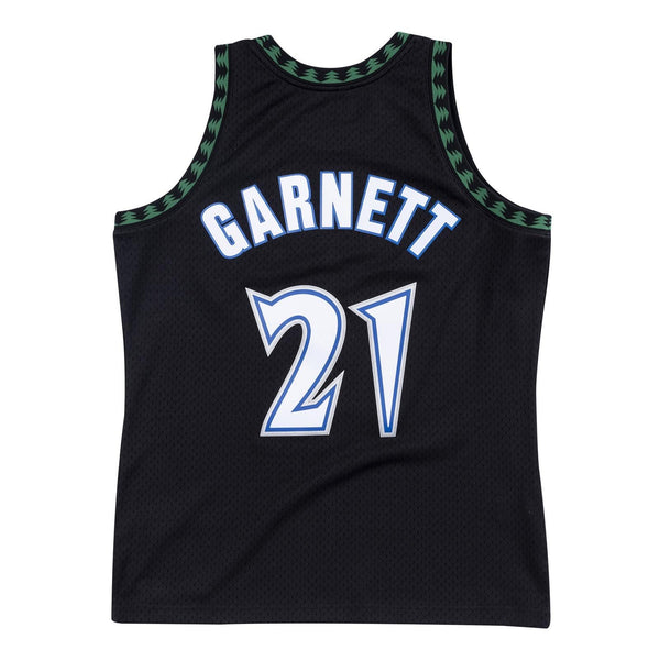 Mitchell & Ness: NBA Swingman Collection Kevin Garnett Jersey ('03 Timberwolves -Alt)
