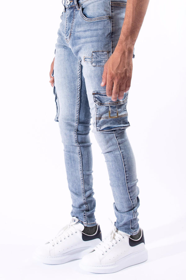 Serenede: Serenede ''New Earth'' Cargo Jeans