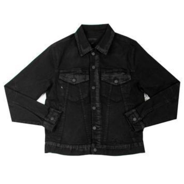 Mackeen Denim: Ron Denim Jacket (Black)