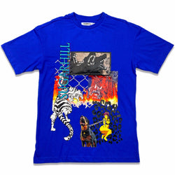 Sugar Hill: Titanium Tee-Shirt (Blue)
