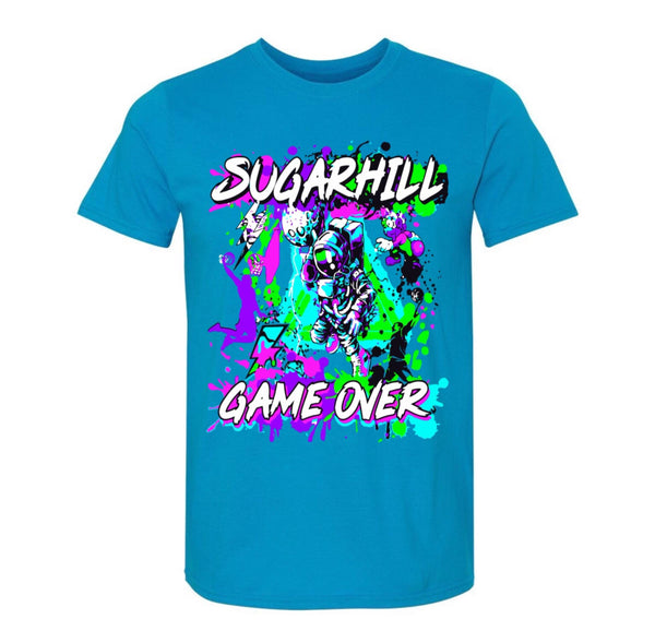 Sugar Hill:SPACE JAM TEE (BLUE)