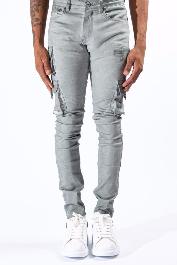 Serenede: Serenede ''Timber Wolf'' Cargo Jeans