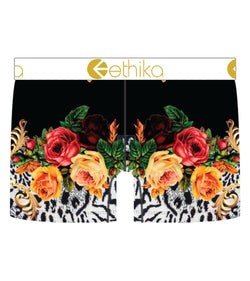 Ethika Girls: Floral Jungle - Womens Staple (WLUS1290)