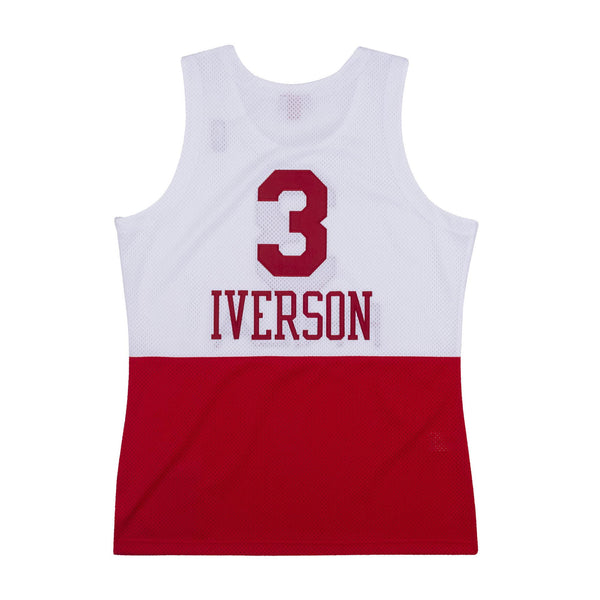 Mitchell & Ness NBA Swingman Collection Allen Iverson Jersey ('03 76ers-Alt)