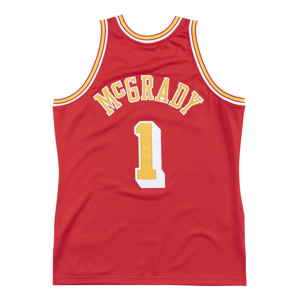 Mitchell & Ness NBA Swingman Collection Tracy McGrady Jersey ('04 Rockets- Alt)