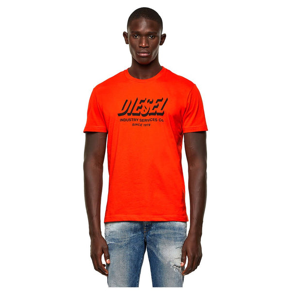 DIESEL: T-DIEGO-A5 T-Shirt (Orange)