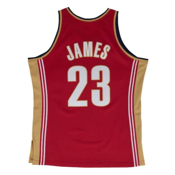 Mitchell & Ness NBA Swingman Collection Lebron James Jersey ('03 Cavs - Road)
