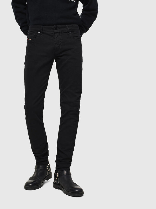 DIESEL: SLEENKER DENIM (BLACK)