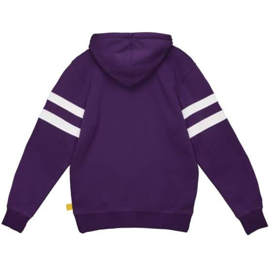Mitchell & Ness: NBA Substantial Fleece Hoodie (Lakers)