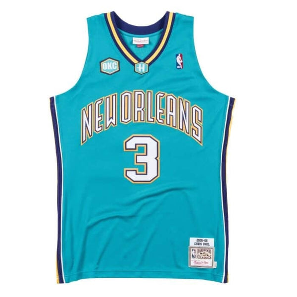 Mitchell & Ness NBA Swingman Collection Chris Paul ('05 Hornets - Road)