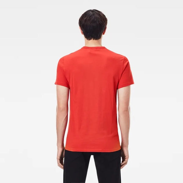 G-STAR RAW: RAW T-Shirt (Dark Candy)