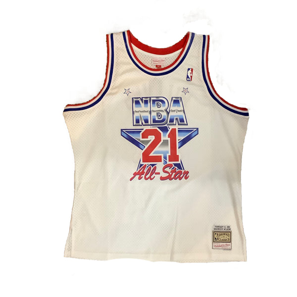 Mitchell & Ness: NBA All-Star Hardwood Classics Jersey (Dominique Wilkins 1991)