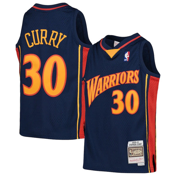 Mitchell & Ness: NBA Swingman Collection Steph Curry Jersey ('09 Warriors - Away)