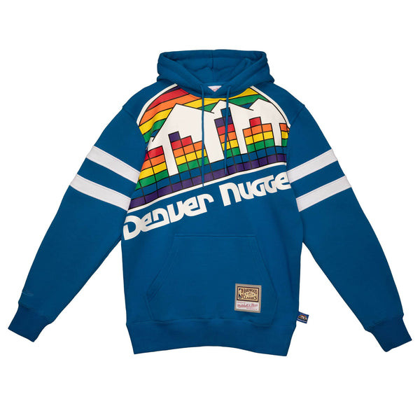 Mitchell & Ness: NBA Substantial Fleece Hoodie (Nuggets)