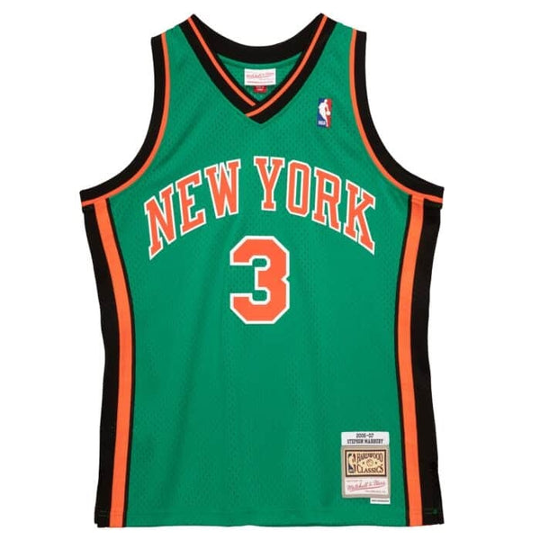 Mitchell & Ness NBA Swingman Collection Stephon Murbury Jersey ('06 Knicks-Alt Green)