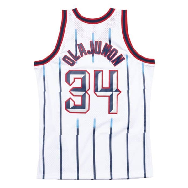 Mitchell & Ness NBA Swingman Collection Hakeem Olajuwon Jersey ('96 Rockets - Home)