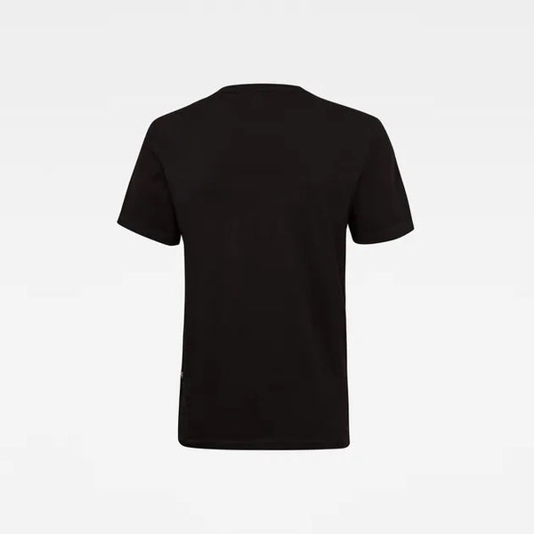 G-STAR RAW: RAW T-Shirt (Dark Black)