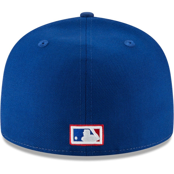 New Era Authentic 59Fifty Fitted: Montreal Expos(Red/White/Blue)